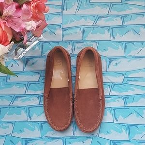 Like 🆕️Janie and Jack Brown Suede Loafer (13)